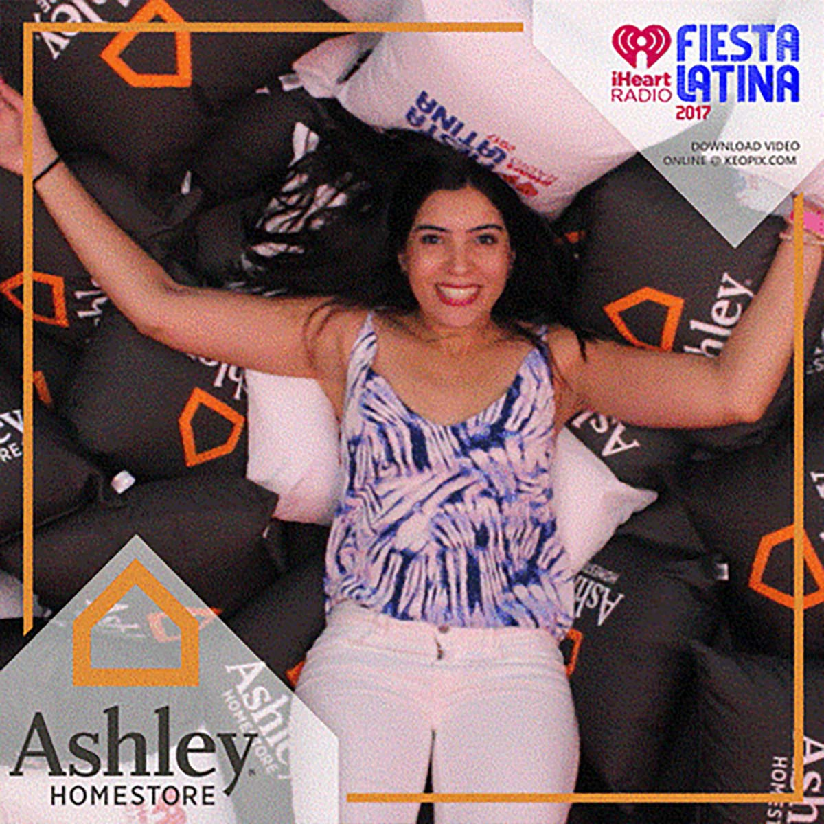 latina iheart radio ashley furniture