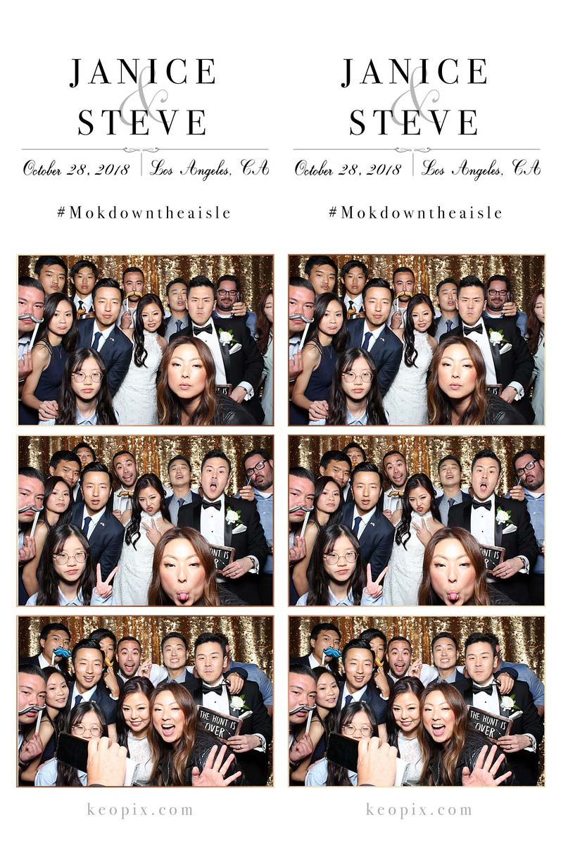 wedding booth rental photo examples
