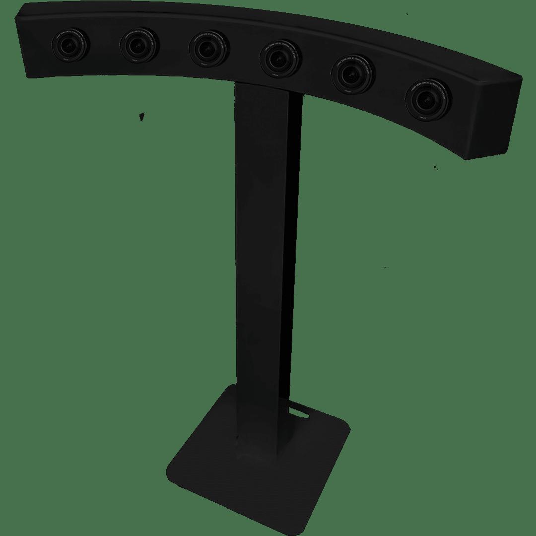 Multi-camera Array enclosure