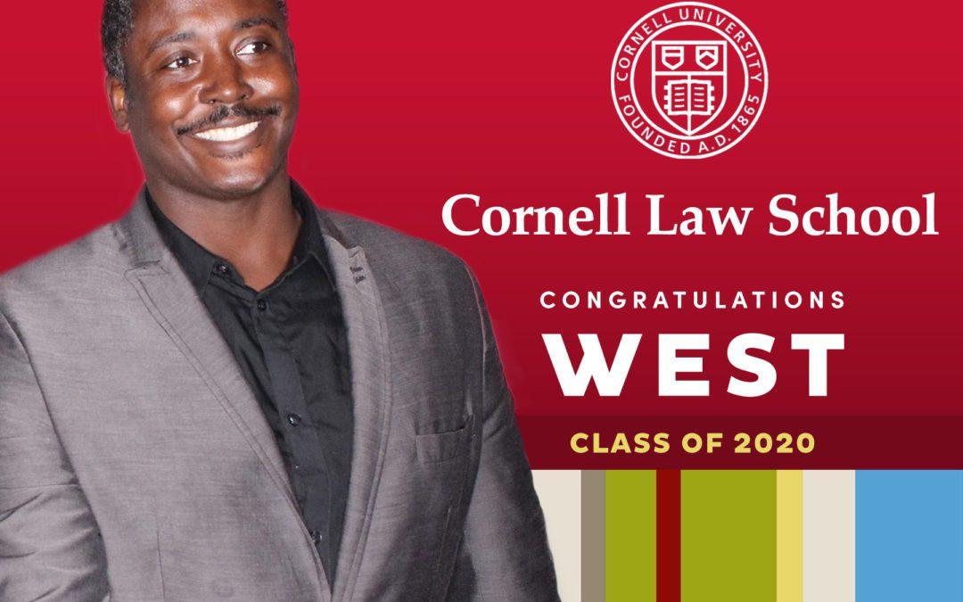 West's Graduation